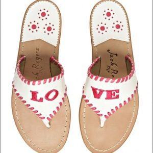 Jack Rogers Love Sandals